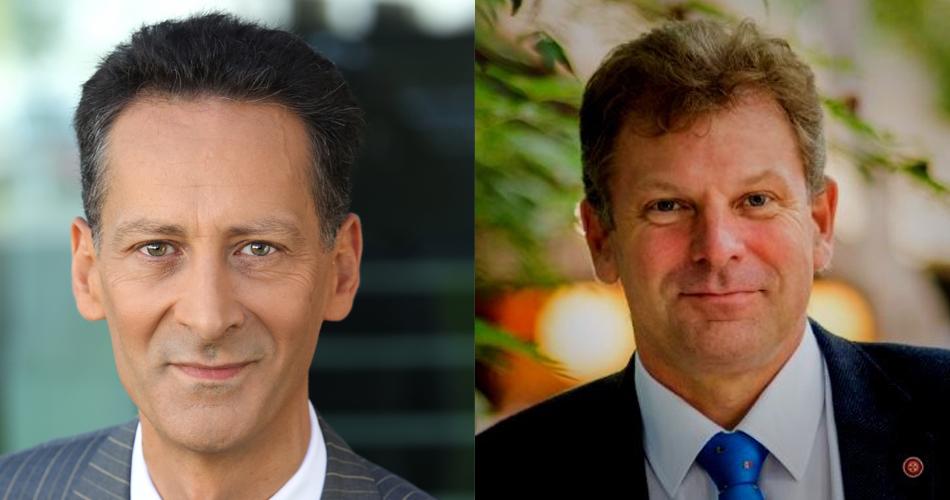 Pascal Ferracci en Erwin Dezeure
